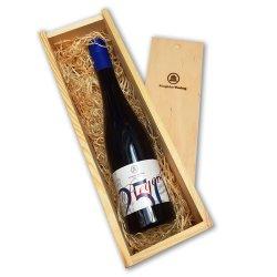 Wein in Holzkiste