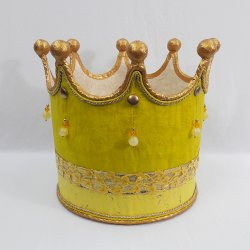 Krone FRIEDRICH gelb