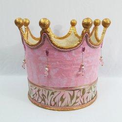 Krone FRIEDRICH rosa
