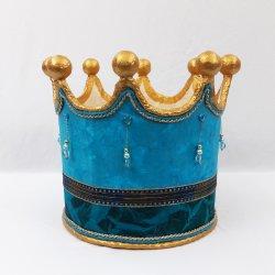 Krone FRIEDRICH azurblau