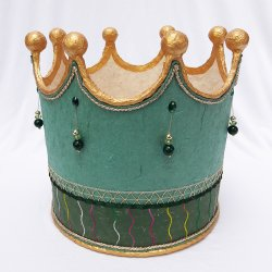 Krone FRIEDRICH dunkelgrün